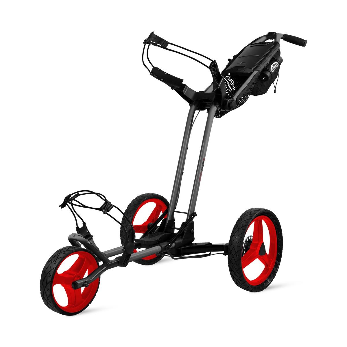 Sun Mountain Pathfinder 3 Push Cart: Walk your own path