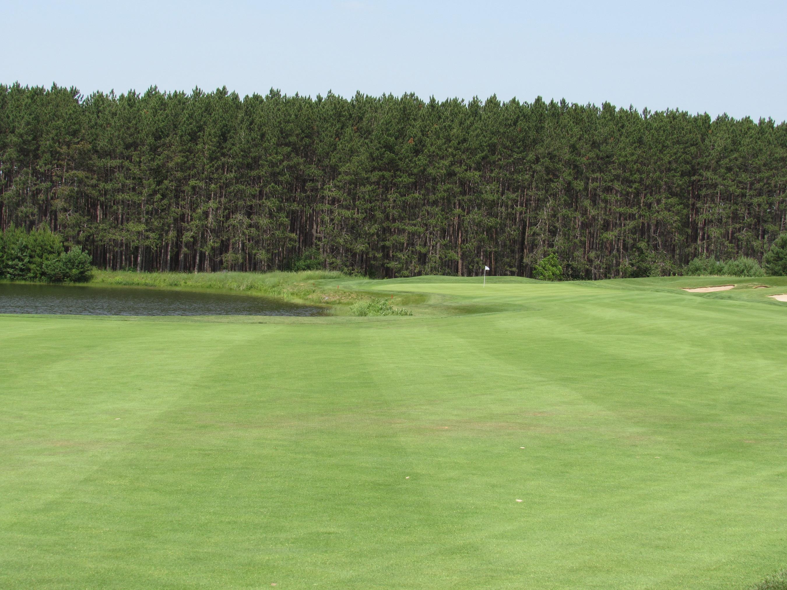 Boyne Highlands Resort: A four-course feast of golf