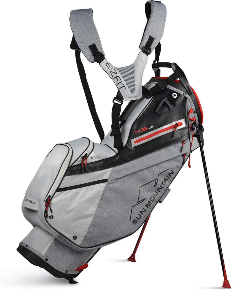 Sun Mountain 4.5 LS 14-Way Stand Bag is a great all-around golf bag