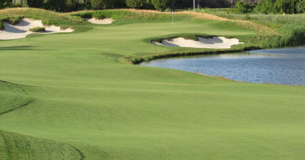 How Golf Can Save a City: Harbor Shores in Benton Harbor Michigan