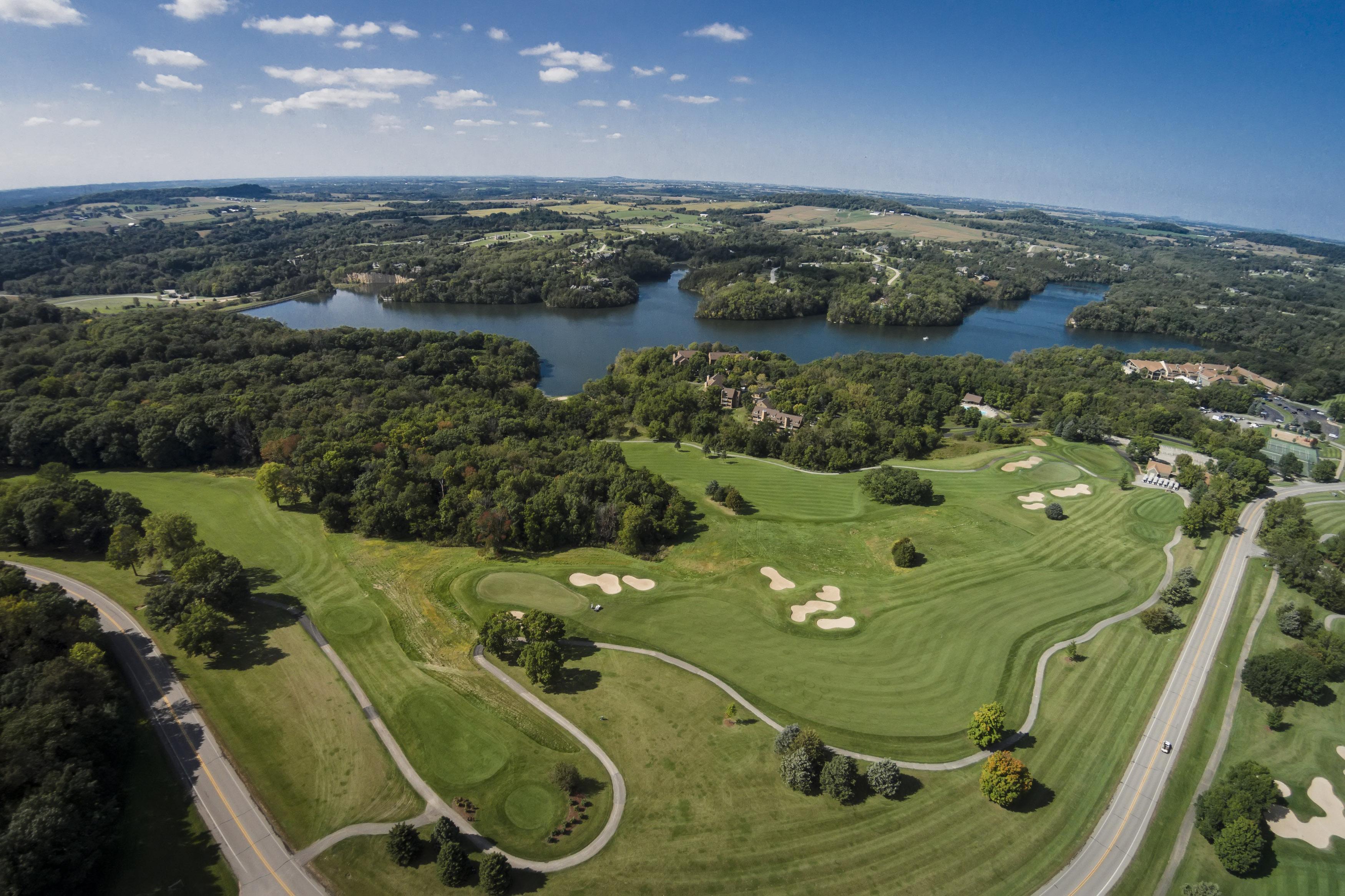 Eagle Ridge Resort and Spa: The original Illinois golf resort
